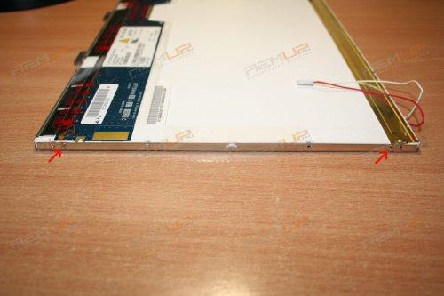 Ремонт подсветки ноутбука в Москве